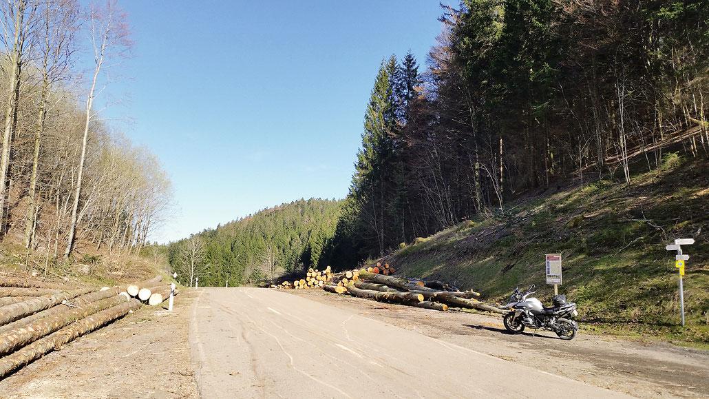 0973 - D - Passhöhe Wacht © Pässe.Info