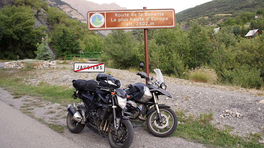 Route de la Bonette, la plus haute d'Europe © Pässe.Info
