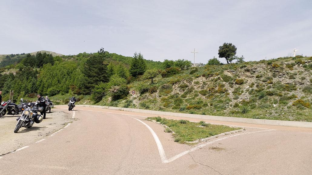 1248 - I (Sardegna) - Passo di Tascusì © Pässe.Info