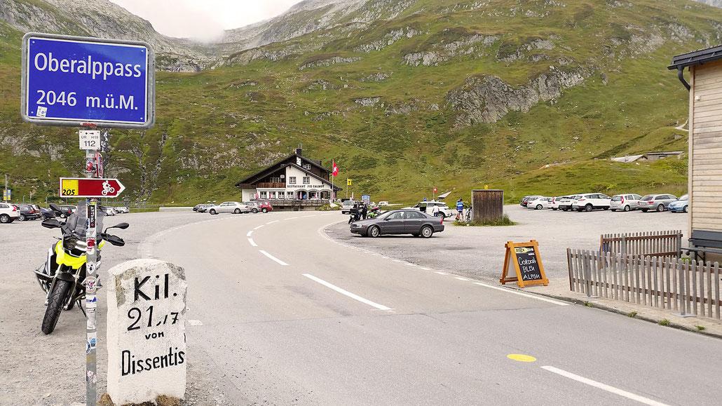 2046 - CH - Oberalp-Pass © Pässe.Info