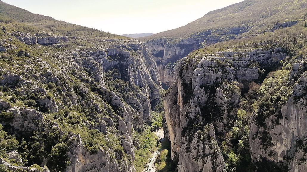 Gorges du Verdon (Grand Canyon du Verdon) © Pässe.Info