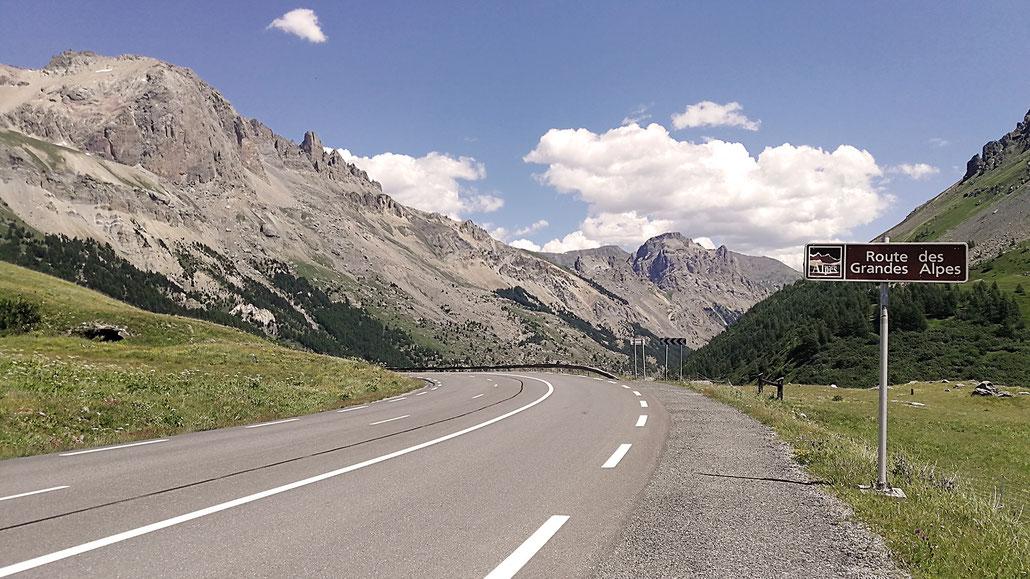 Route des Grandes Alpes © Pässe.Info