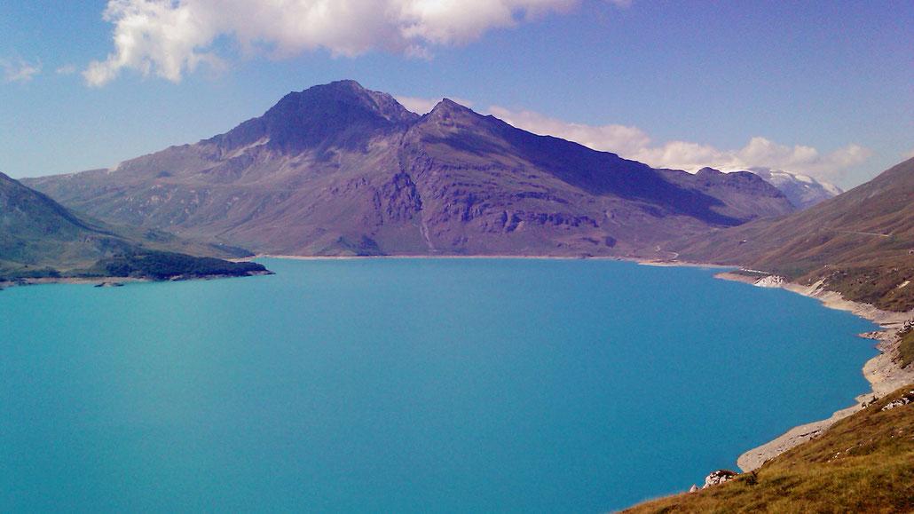 Lac du Mont Cenis © Pässe.Info