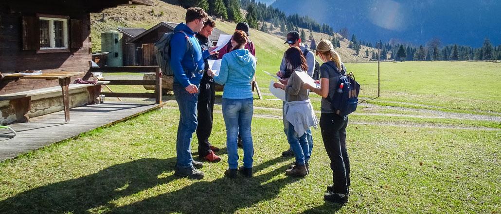 Feiern im Freien! Spannende Outdoor-Erlebnisse mit der Gruppe zum feiern und genießen. Firmen-Seminare, Schul-Ausflüge, private Familien- oder Geburtstagsfeiern
