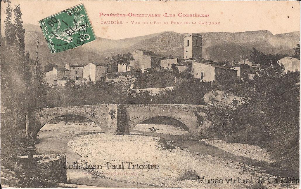 Avant rénovation, tel qu'il a été construit au XVIIème siècle (JP.Tricoire)