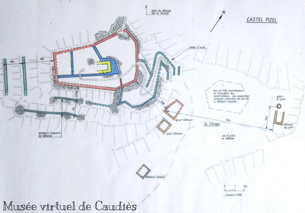 Plan Claude Parayre 2008