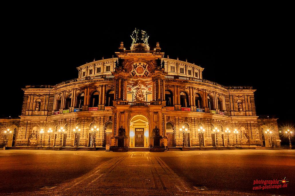 Semperoper Dresden Weihnachten 2017 - Demnächst mehr Bilder unter Urlaub Dresden 2016 -Auch auf Facebook bin ich zu finden emil-pfalzauge.de