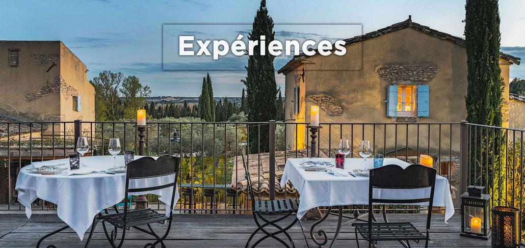 Hameau des Baux, complexe hôtelier 5 étoiles au cœur des Alpilles en Provence