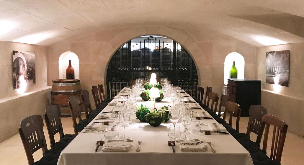 Le Hameau des Baux accueille les repas de groupe