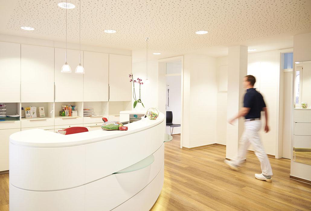 Praxisfoto der Arztpraxis Münch in Immenhausen