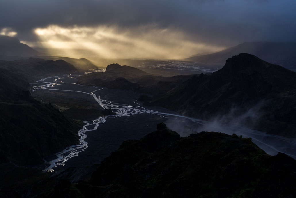 One of my most epic landscapes shots ever. Read the story for my behind the scenes.