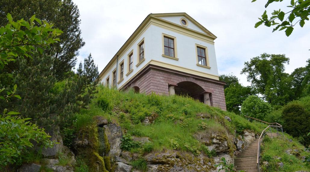 Das Römische Haus, Weimar
