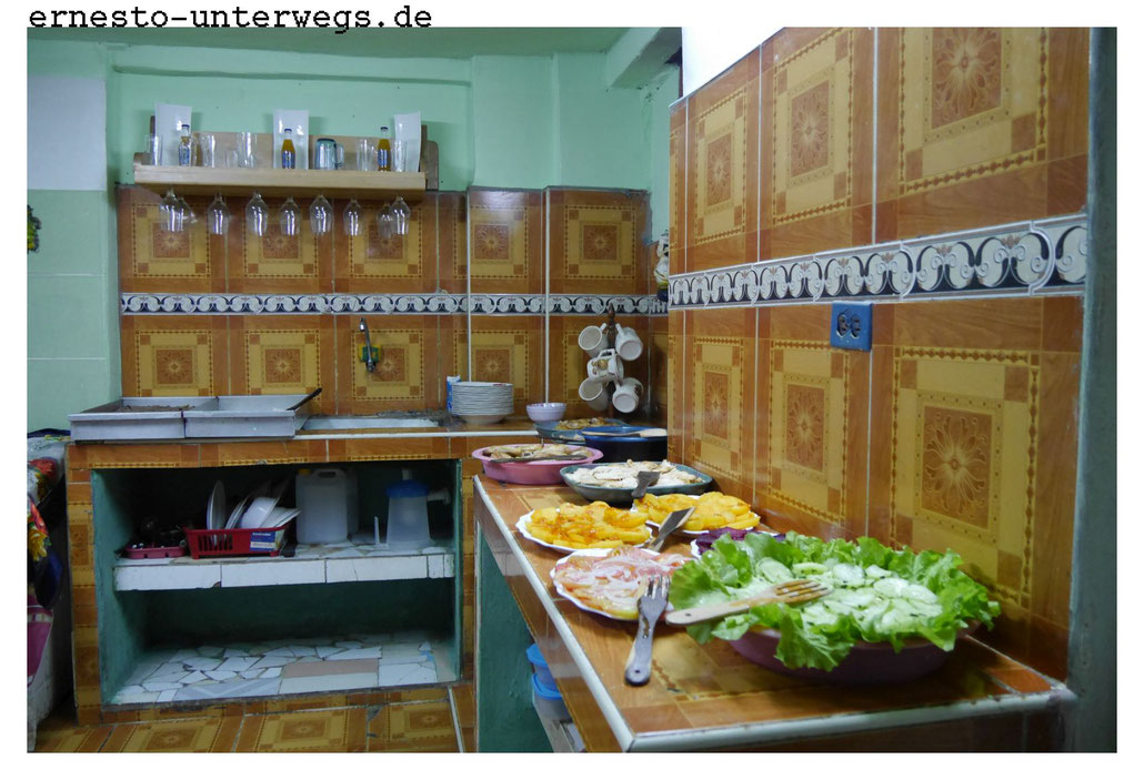 Yaneys Küche