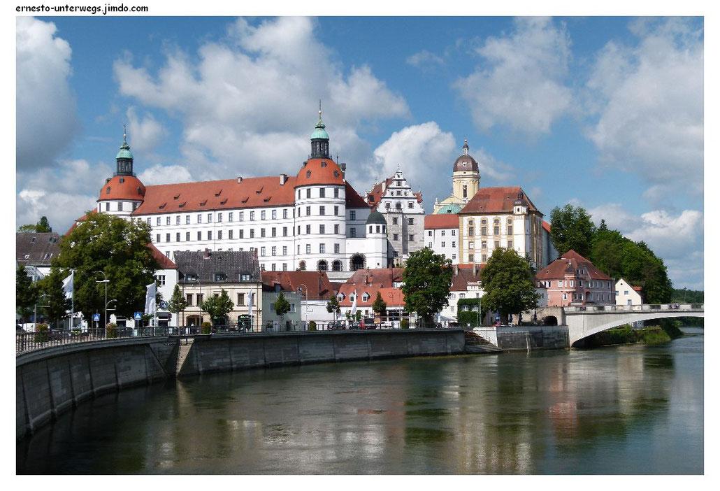Neuburg, ein glanzstarschönes Städtchen