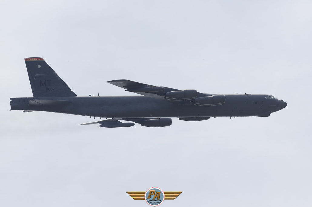 The Buff - B-52 Stratofortress