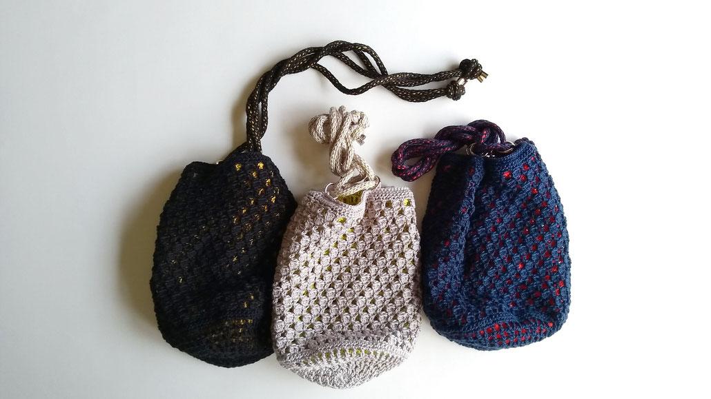 編み模様 サンプル