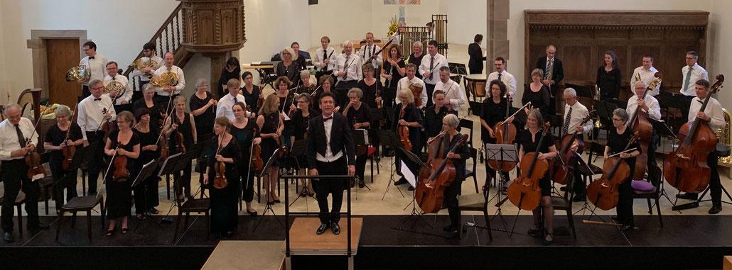 Spitteler-Konzert in Liestal, Juni 2019