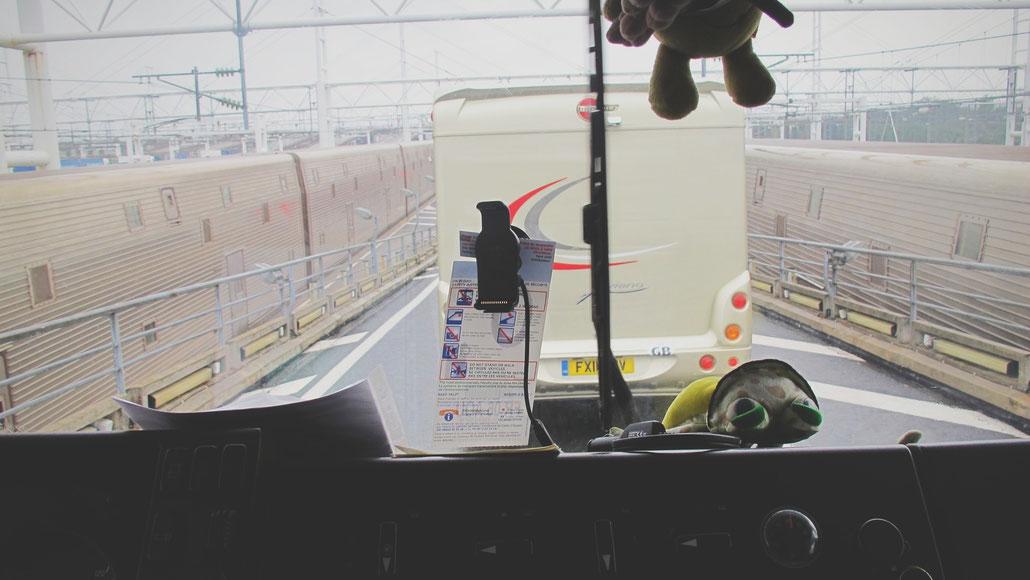 bigousteppes camion eurotunel angleterre france