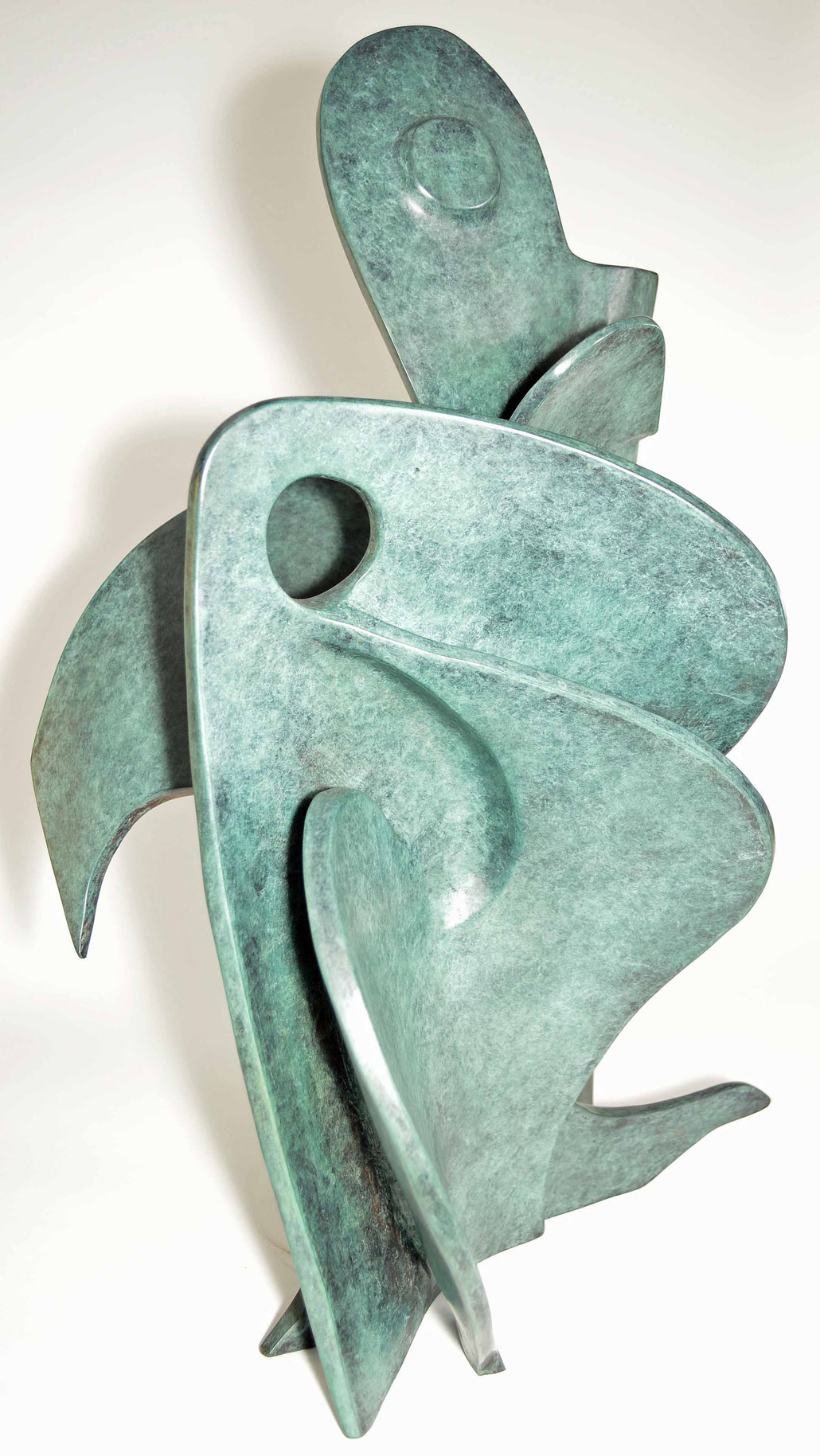 Most of the famous british artists like Henry Moore or Barbara Hepworth worked in bronze. HEX is a Fellow of the Royal British Society of Sculptors.