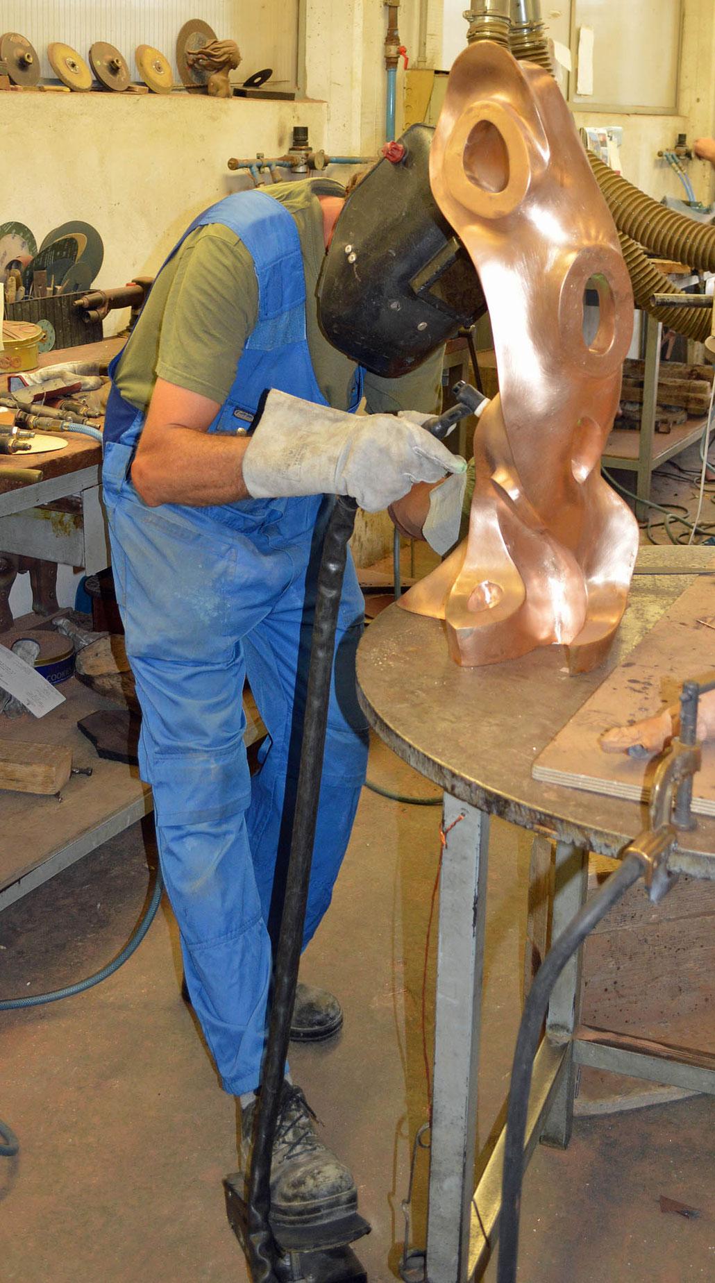 HEX welding FRUIT OF ENLIGHTENMENT