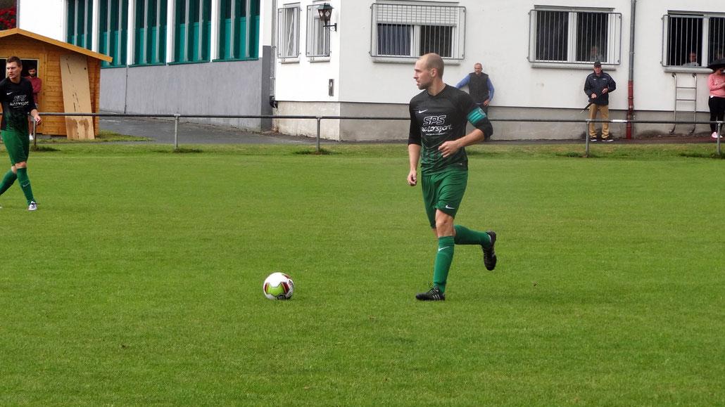 FC Steinbach, Christopher Wüst