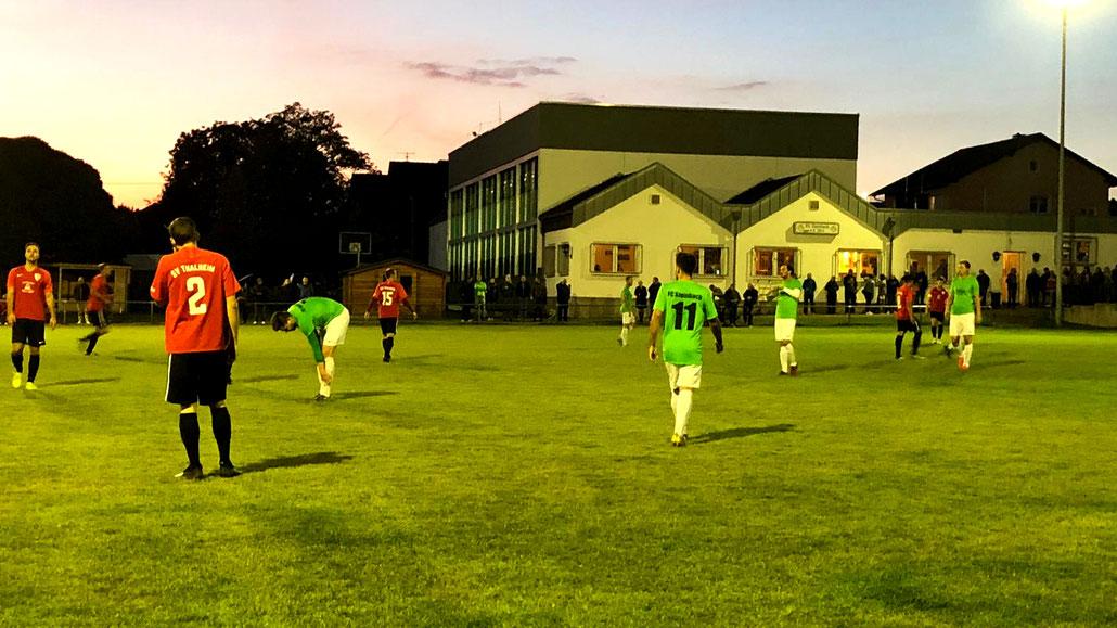 Kreisliga A, FC Steinbach, SV Thalheim