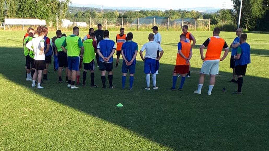 FC Steinbach, Trainingsauftakt