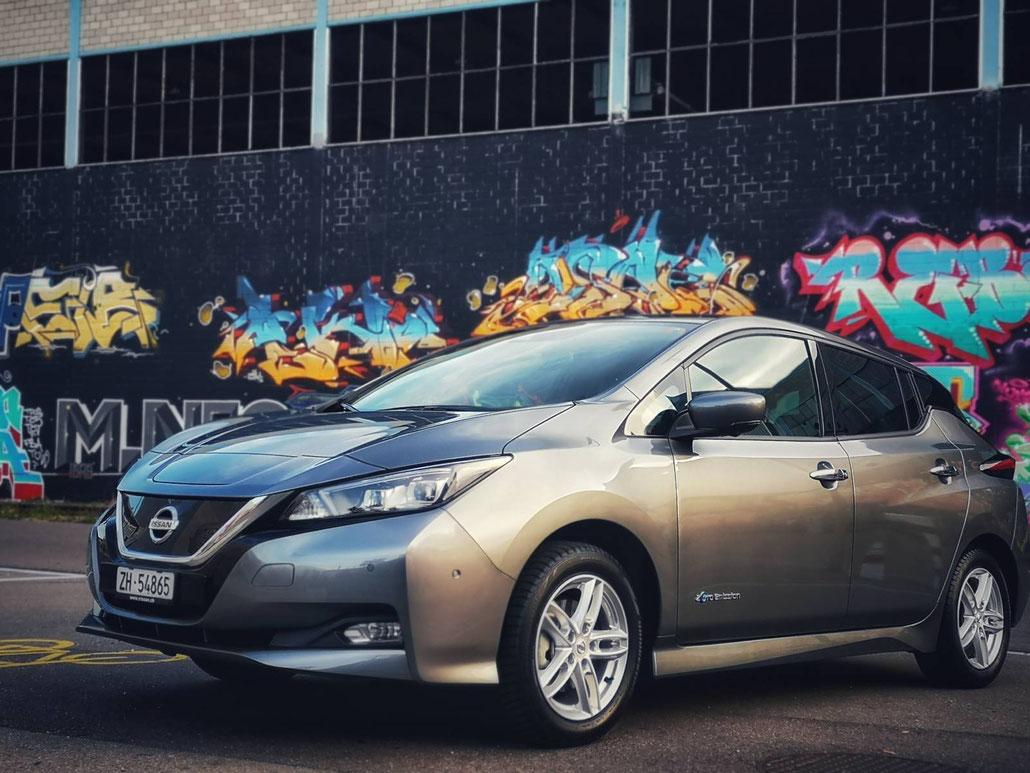 Fahrbericht New Nissan Leaf