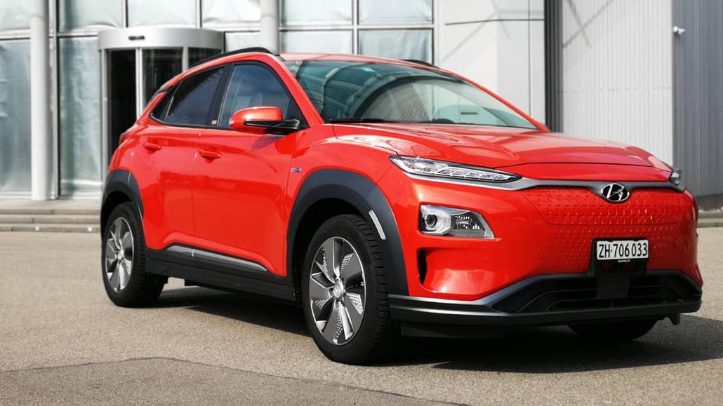 Fahrbericht Hyundai KONA electric
