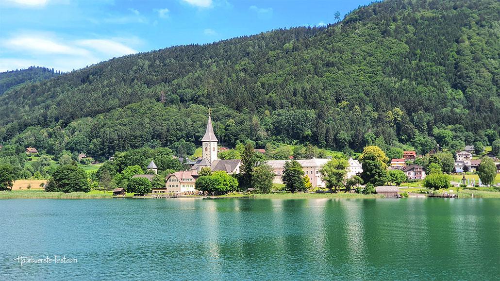 Ossiach, Ossiacher See, Kärnten urlaub