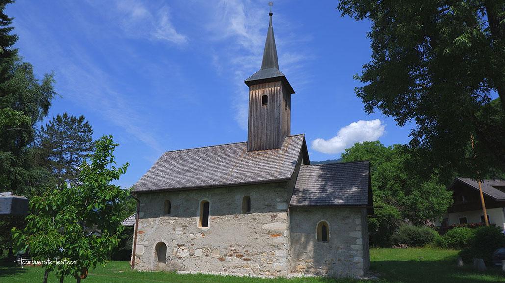 Dorfkirche Gratschach, Kulturdenkmal Kärnten, Kath. Filialkirche hl. Philippus und Jakobus