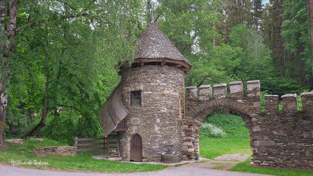 Wasserburg, kraiger schlösser, schloss frauenstein