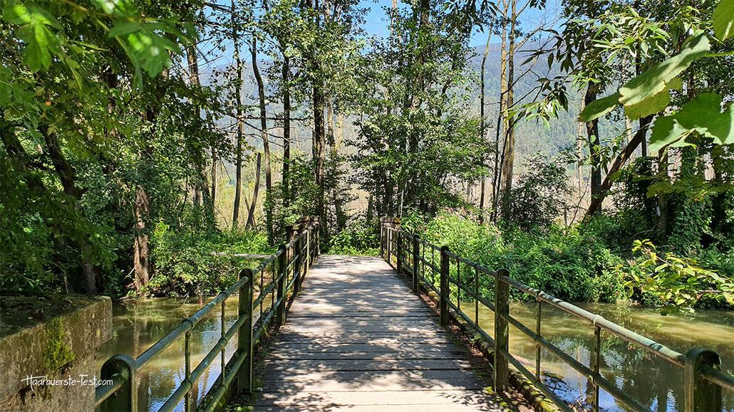 slow trail kärnten, slow trail ossiacher see