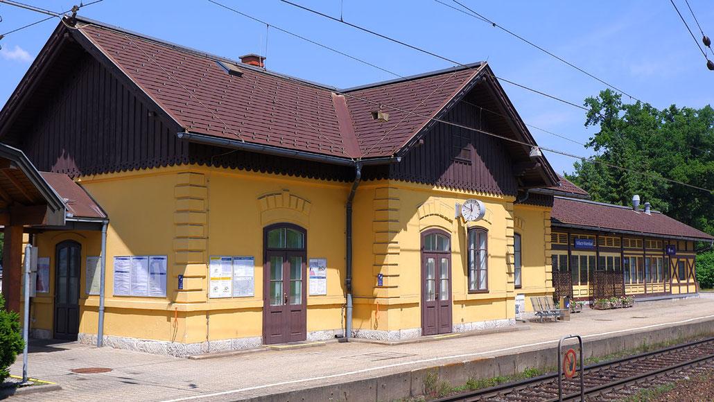 Bahnhof Warmbad Villach