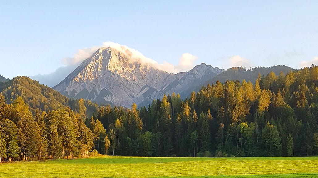 Mittagskogel, Kärnten, Faaker See