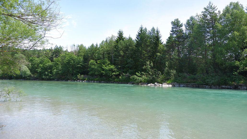 Fluss, Gail, Kärnten