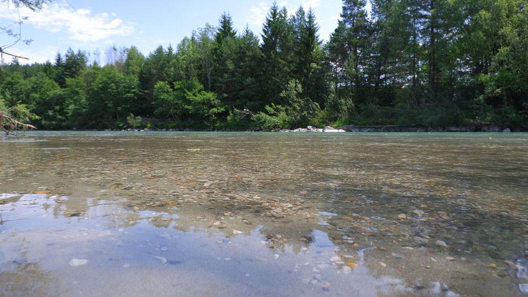 Fluss, Kärnten, Gail, Villach