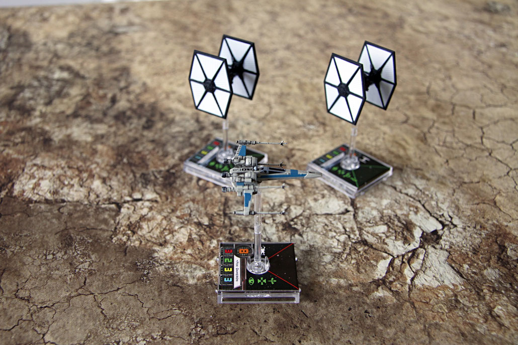 x-wing tabletop game