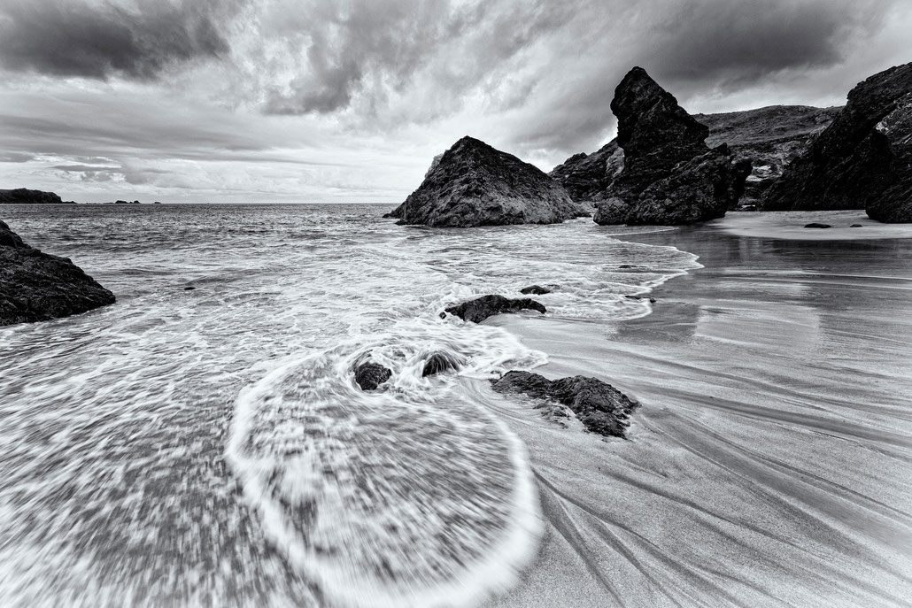 Cornish beaches