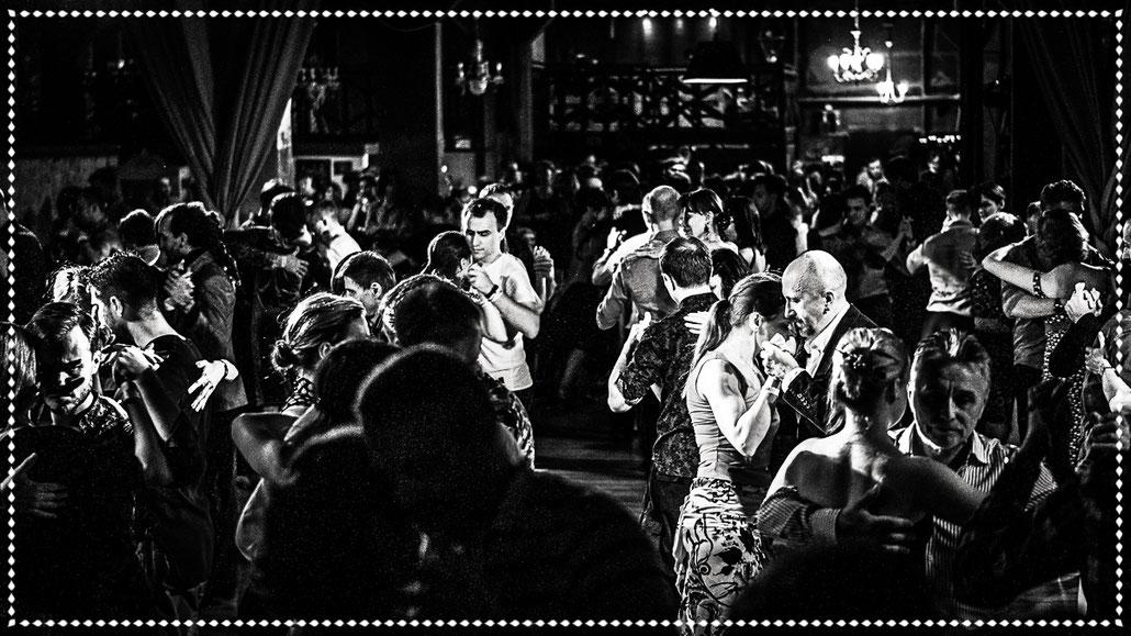 Москва. Танго фестиваль Планетанго XIX (2017)