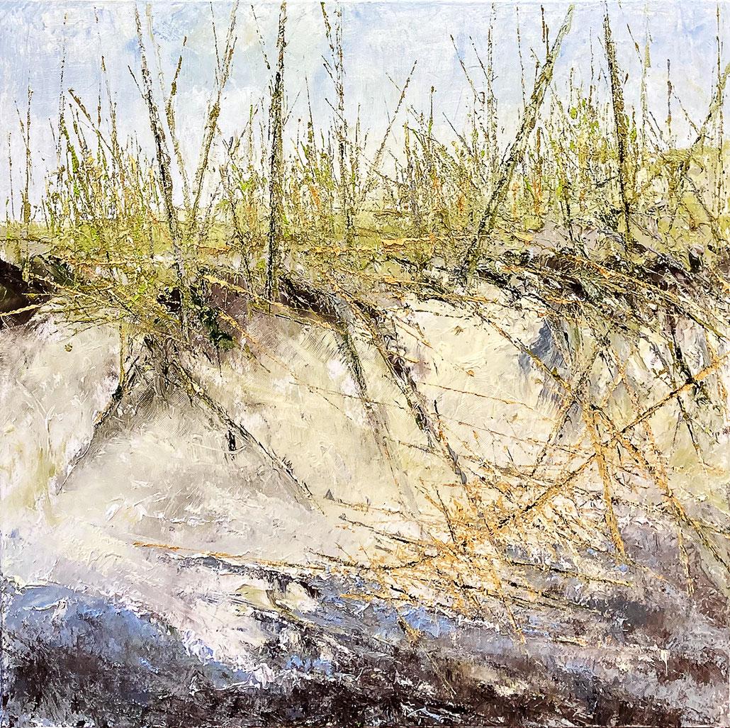 Öl, 120 x 100 cm