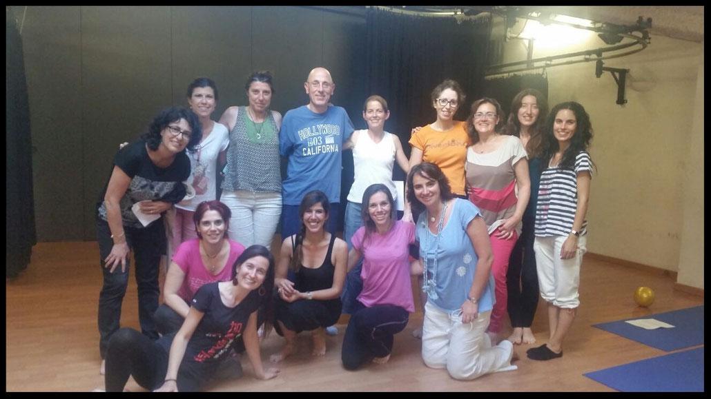 formació AGUICAT curs de veu Marta Montiel