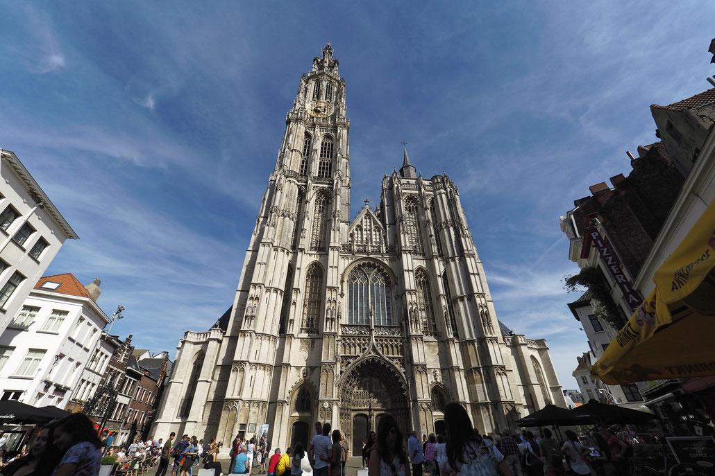 Antwerpen - Antwerp - Anvers - Onze-Lieve-Vrouwekathedraal