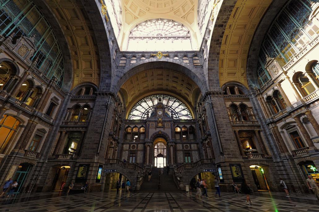 Antwerpen - Antwerp - Anvers - Antwerpen Centraal