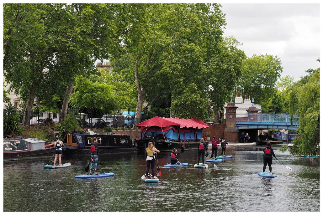 London - Regent's Canal