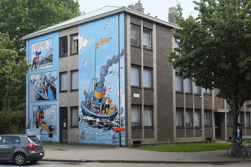 Antwerpen - Antwerp - Anvers - Kloosterstraat