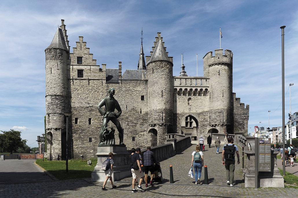 Antwerpen - Antwerp - Anvers - Het Steen