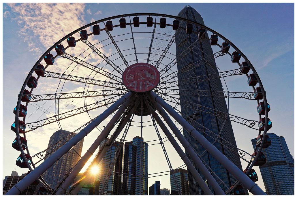 Hongkong - Riesenrad