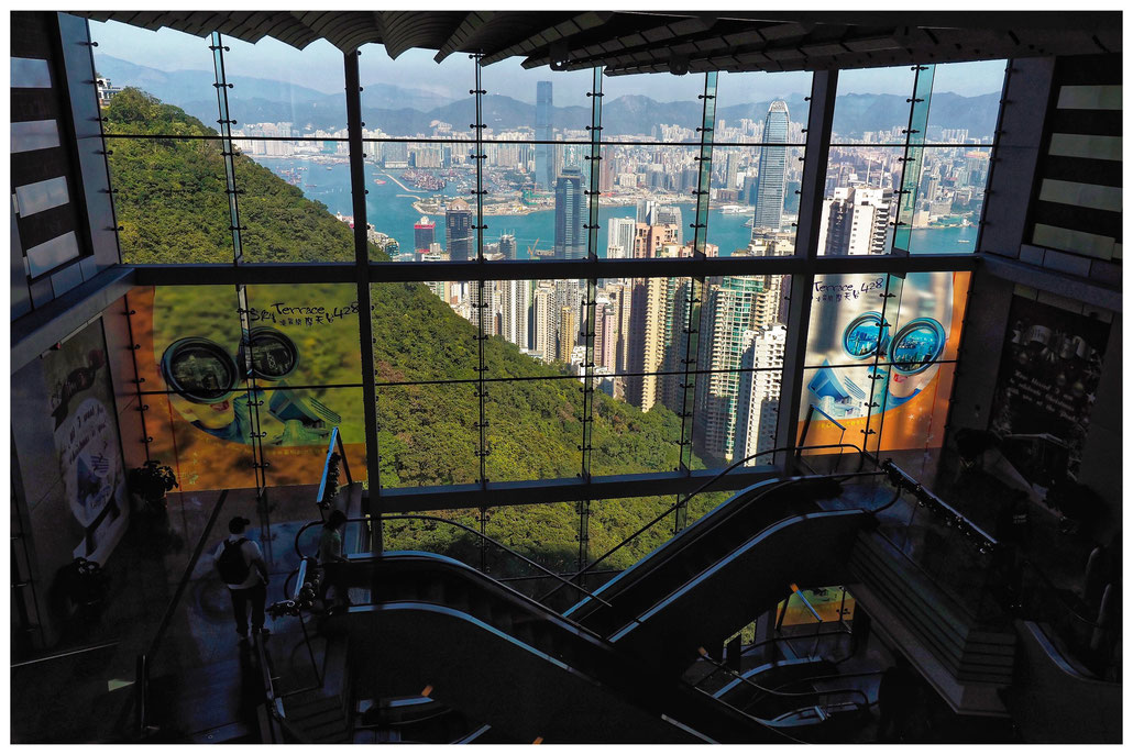 "Hongkong - Bergstation ""The Peak"""