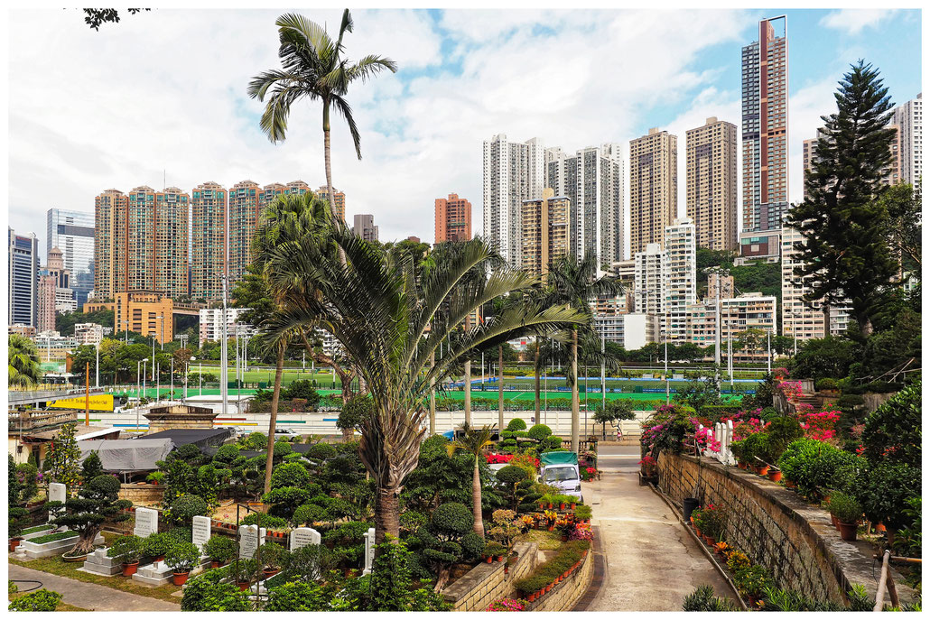 Hongkong - Happy Valley